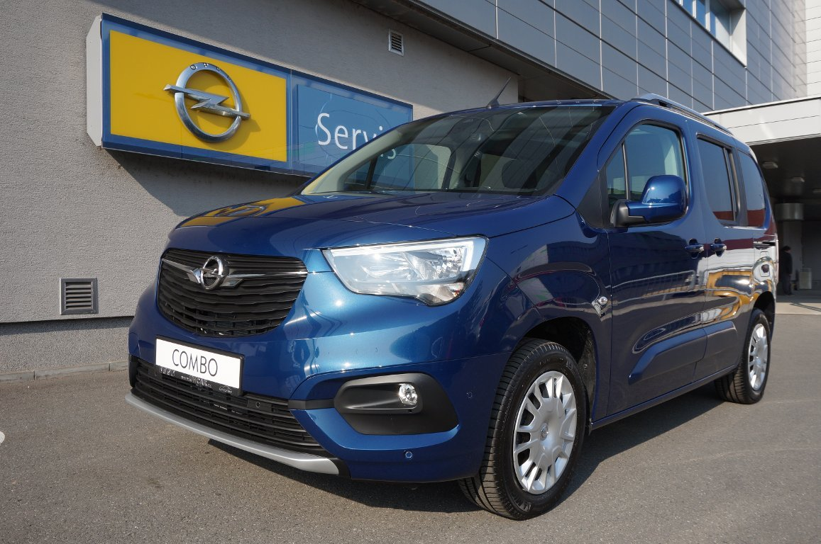 Opel Combo Life INNNOVATION 1.5 CDTi