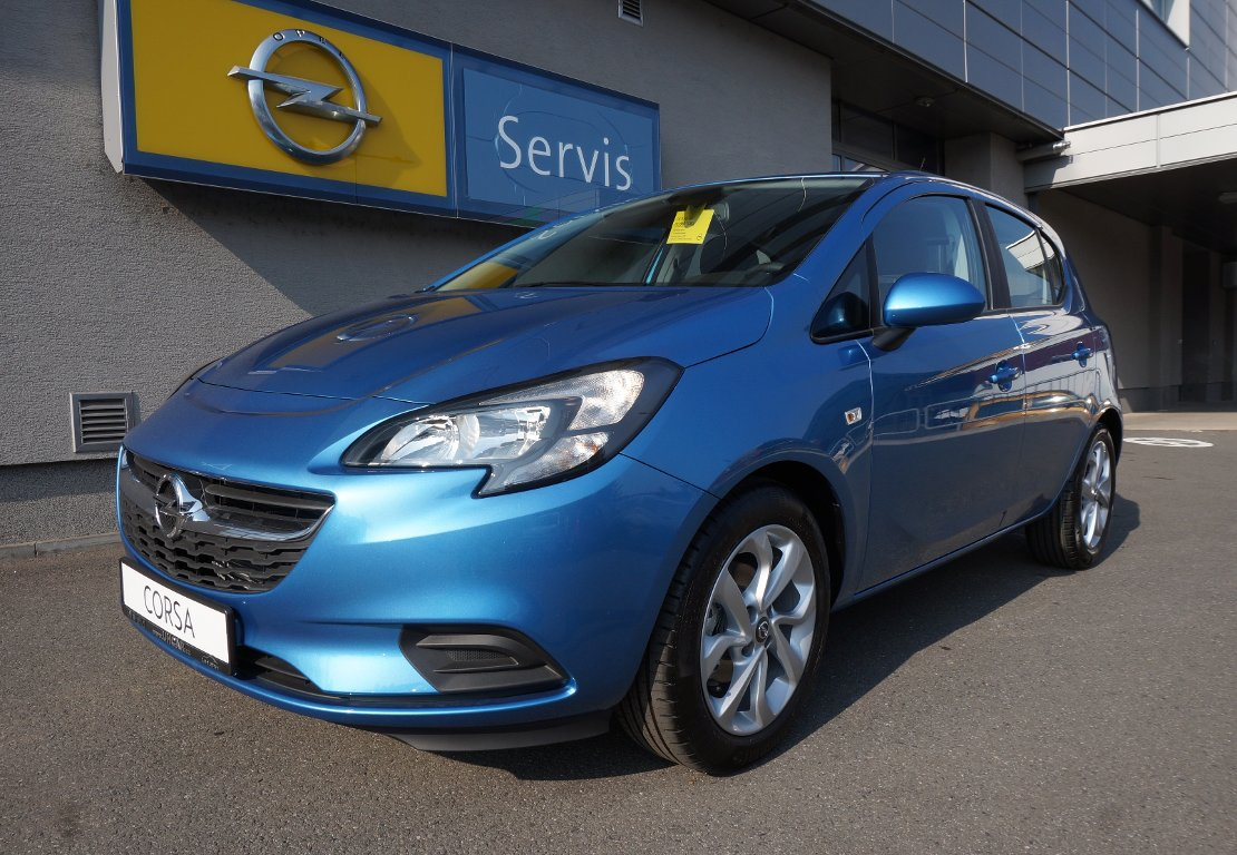 Opel Corsa SMILE ENJOY 1.4 66kW