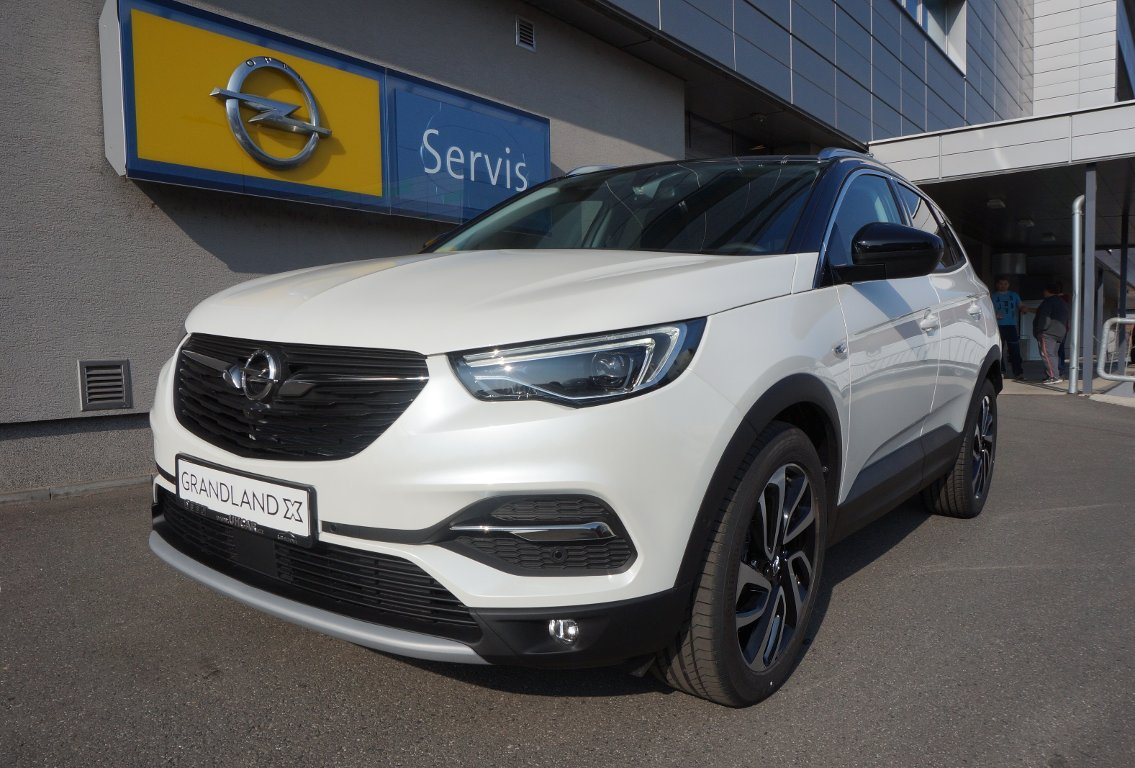 Opel Grandland X Ultimate 2.0 CDTi 133kW AT8