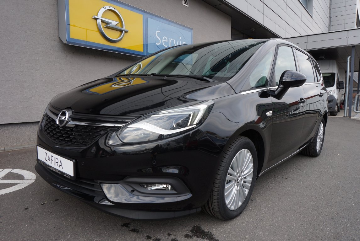 Opel Zafira NNOVATION 7 míst 100kW