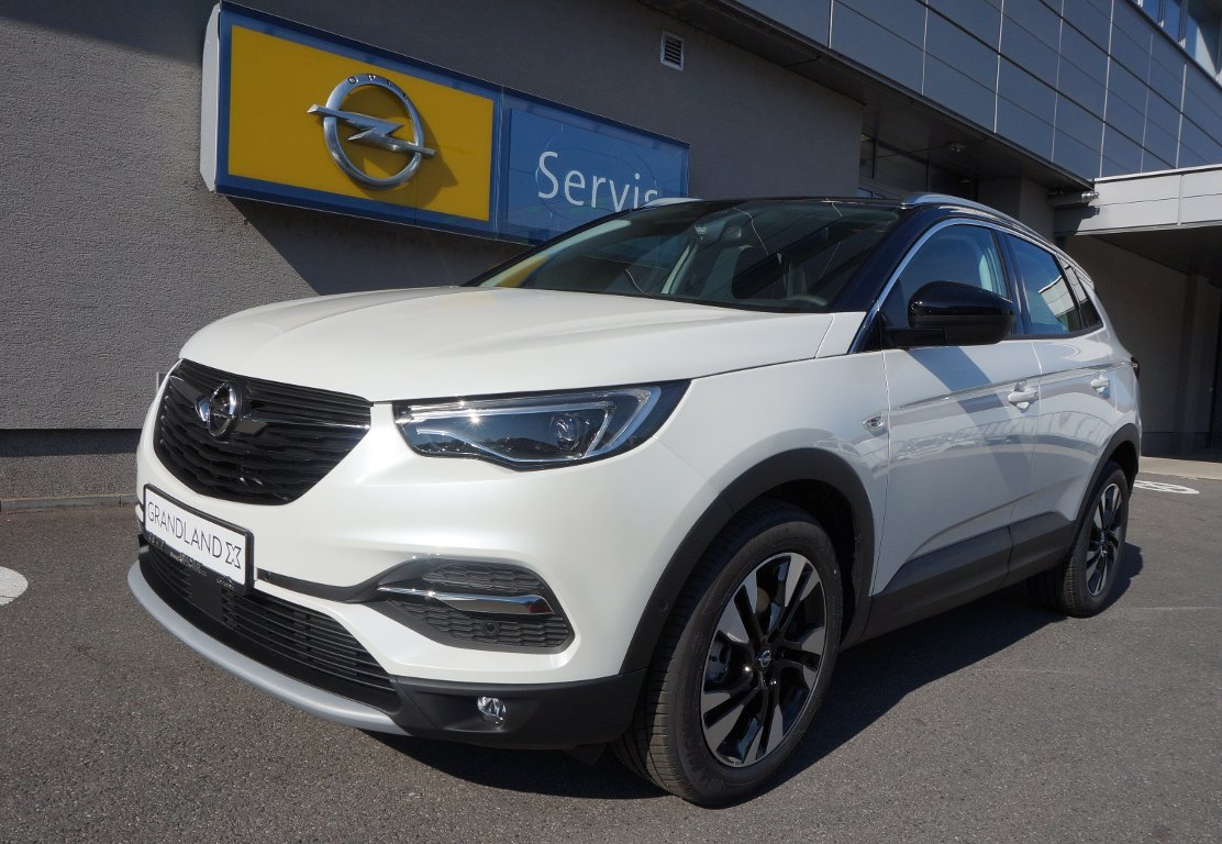 Opel Grandland X INNOVATION 1.6T 133kW AT8