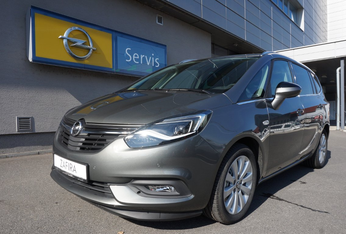 Opel Zafira INNOVATION 7 míst 2.0 125kW