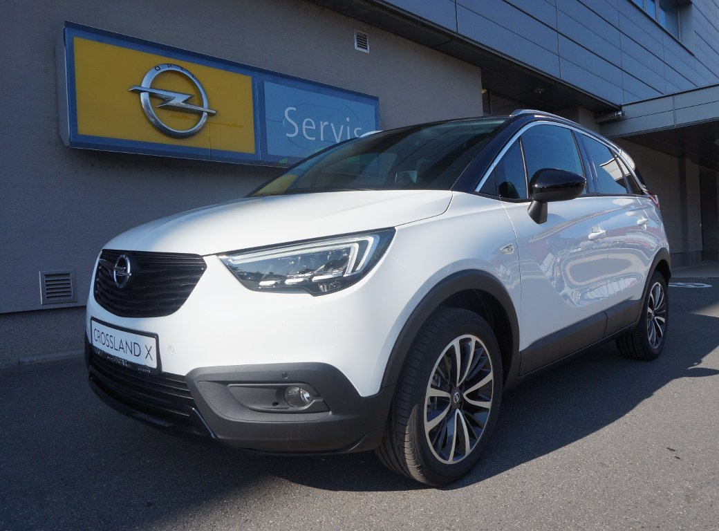 Opel Crossland X ULTIMATE 1.2T 81kW