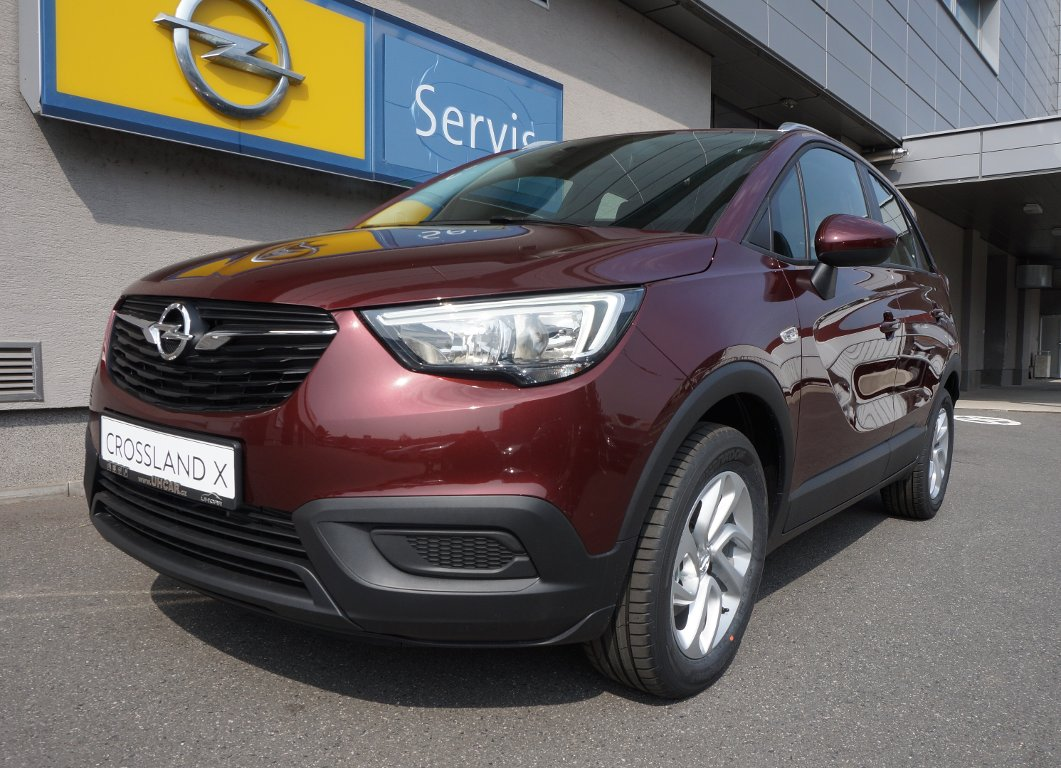Opel Crossland X ENJOY 1.2T 96kW