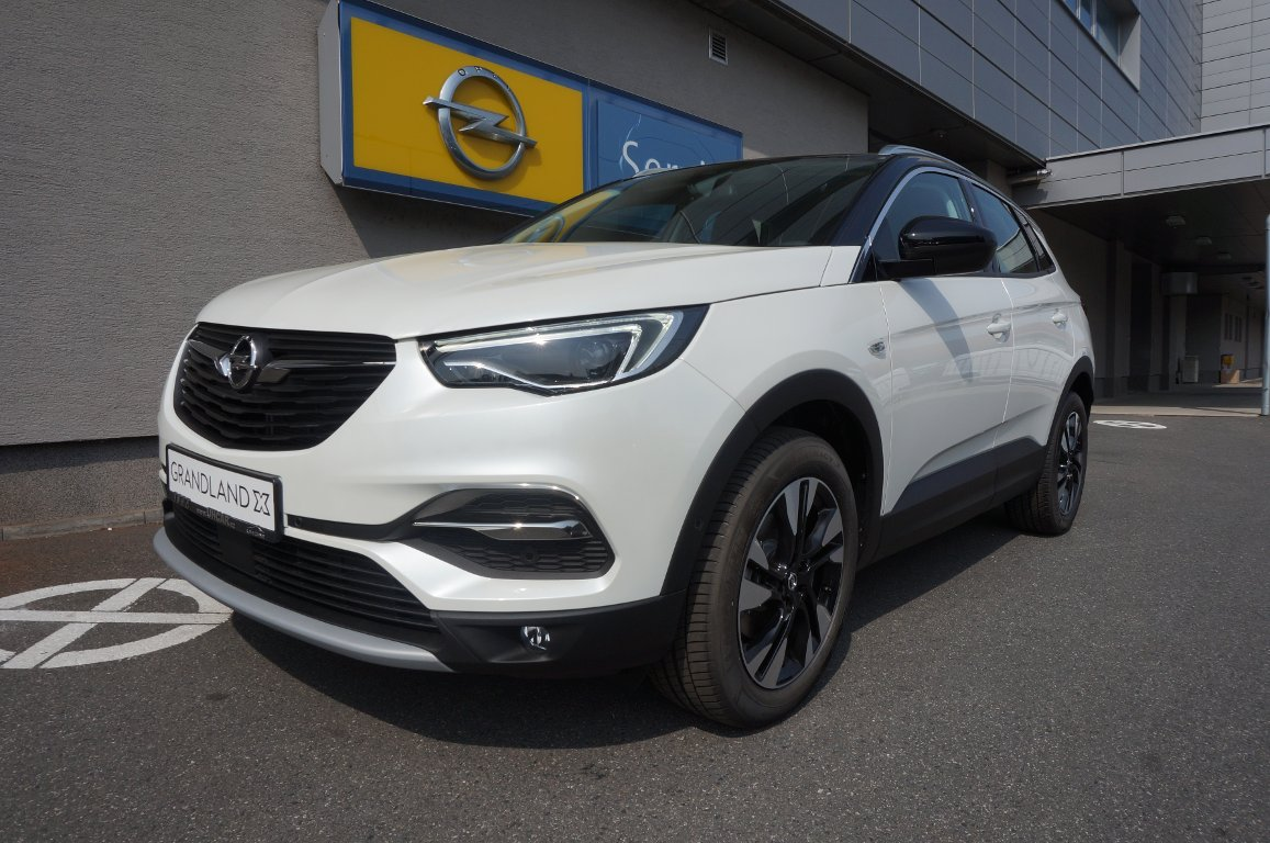 Opel Grandland X INNOVATION 1.2T 96kW