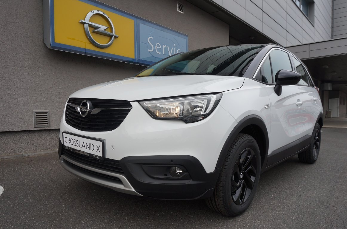 Opel Crossland X INNOVATION 1.2T 96kW