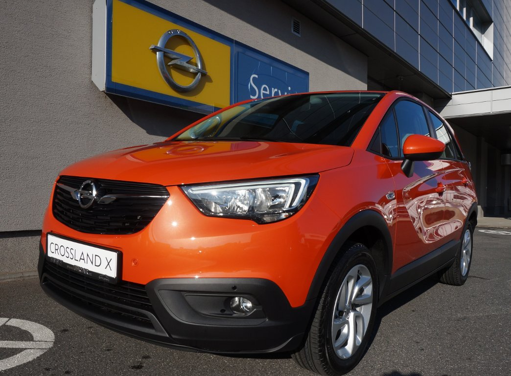 Opel Crossland X Enjoy 1.2T 81kW