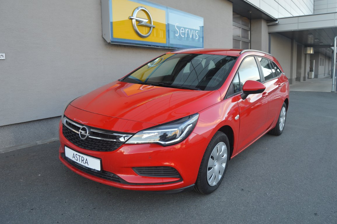 Opel Astra SMILE ST 1.4 74kW