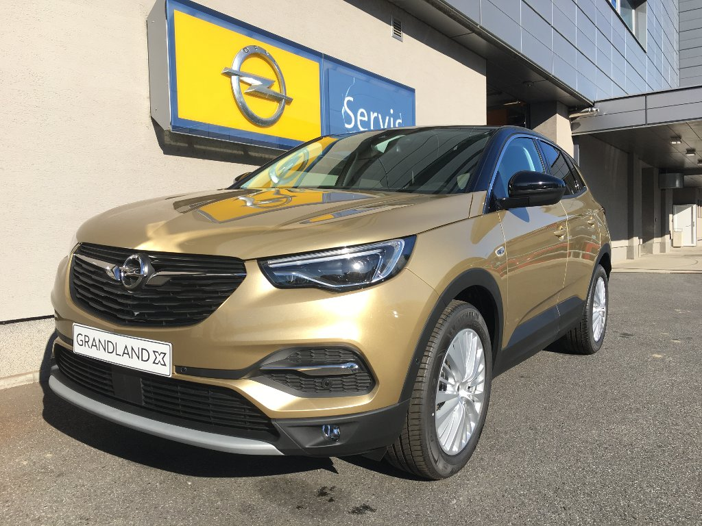 Opel Grandland X INNOVATION 1.2T MT6