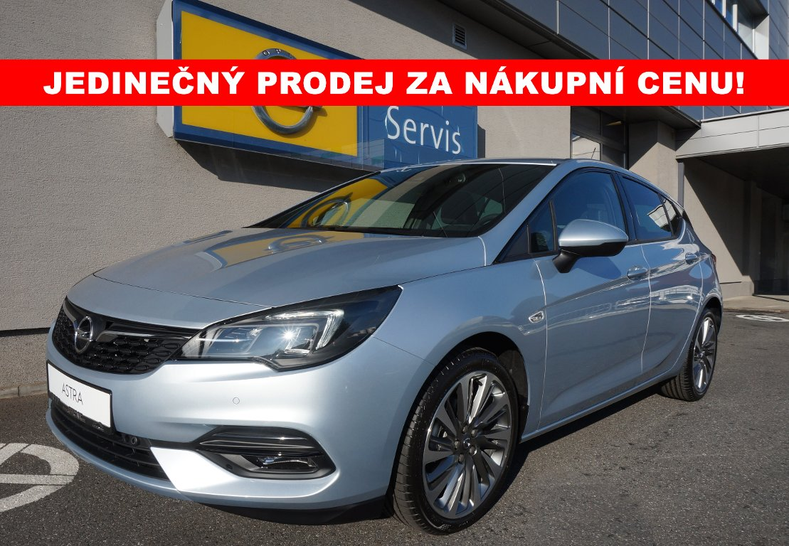 Opel Astra GS Line 1.2T 96kW