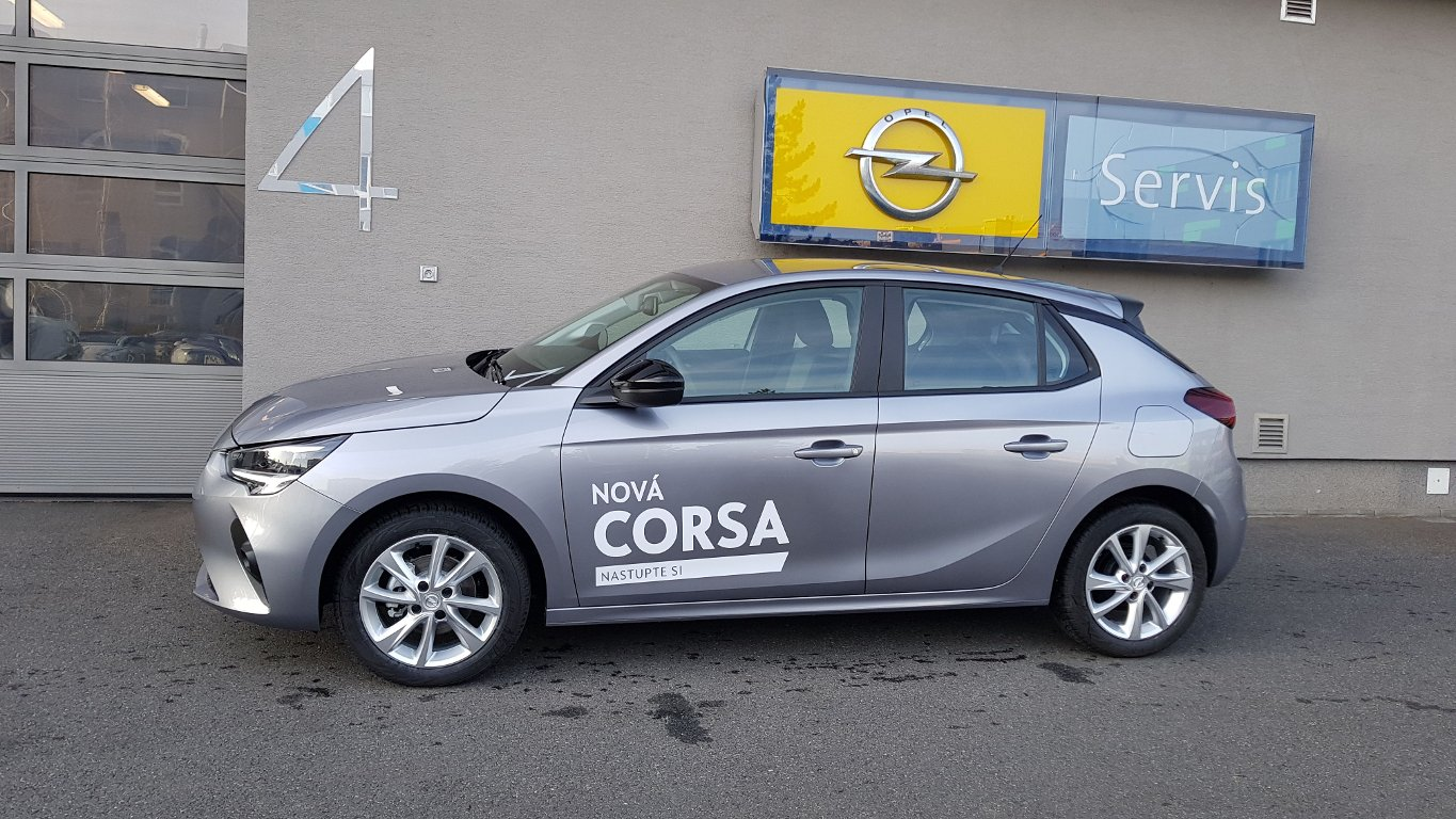 Opel Corsa Edition 1.2 (55kW/75k) Start/S